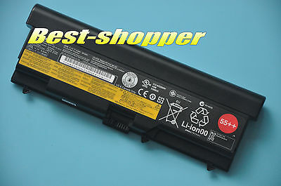 "New 8400mah Genuine battery for Lenovo ThinkPad Edge 14"" / 15""  W510 SL410 SL510"