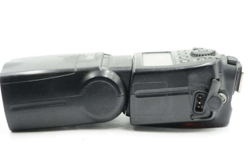 Canon 580EX II Speedlite Shoe Mount Flash 580EXII #519