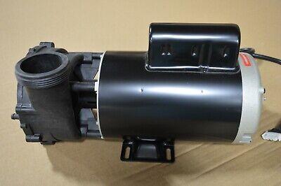 Spa Hot Tub Pump Motor 220V 6hp 12amp WUA400-2