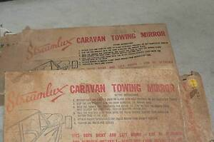 Vintage Towing Mirrors - Brand New Tea Tree Gully Tea Tree Gully Area Preview