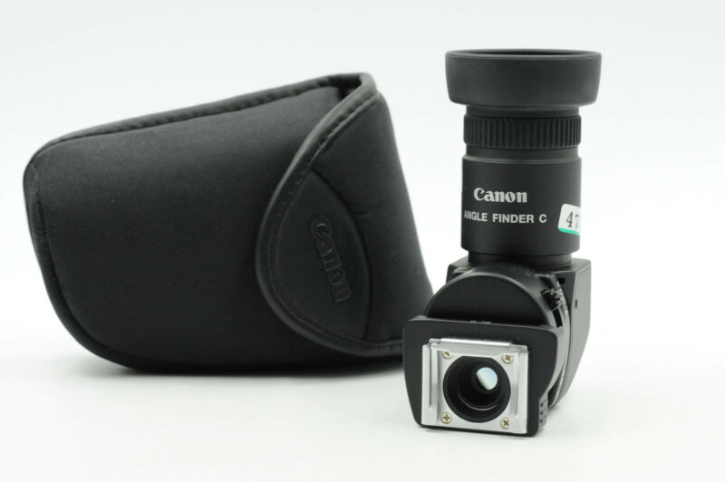 Canon Angle Finder C                                                        #738