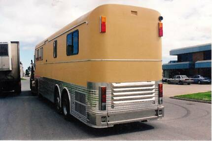 Eagle partly converted Motor Home