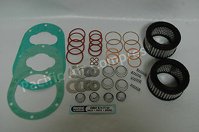 Kellogg 462-a Head Overhaul Kit 79451 Gasket Valve 49095 Air Compressor Part