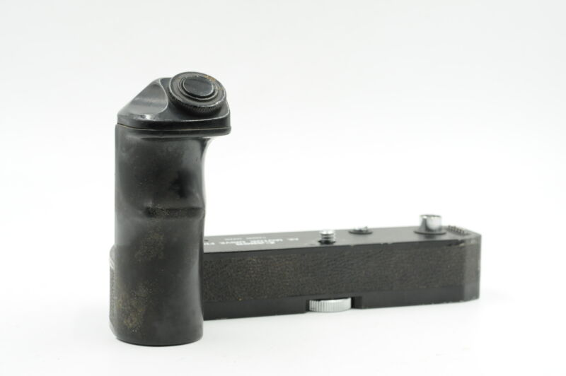 Canon AE Motor Drive FN, (no AA Battery Holder) #502