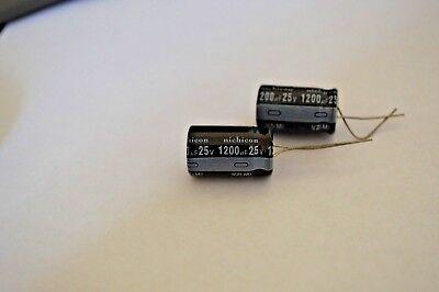 3pcs 13x20mm 1200uf 25v 105c