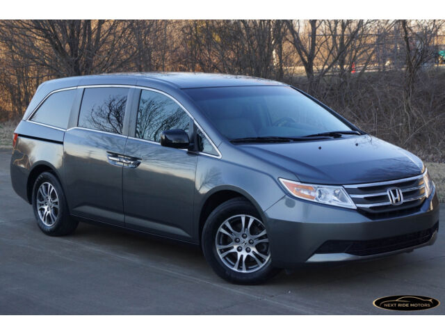 2011 honda odyssey ex l 1 owner off lease used honda for Honda odyssey lease price