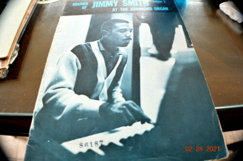 Jimmy Smith on the Hammond Organ Vol.#2 Sheet Music Song Book