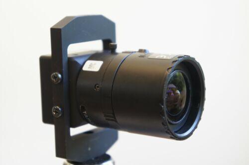 Industrial USB Machine Vision Camera: VRMagic Image Sensor and Tamron Zoom Lens