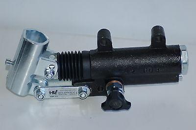 Hydraulik - Handpumpe - Pumpe - einfachwirkend - 20 ccm