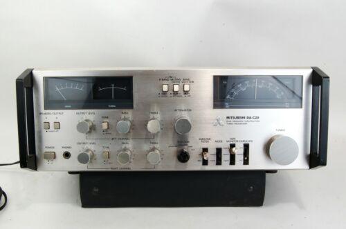 Mitsubishi DA-C20 Vintage Preamplifier