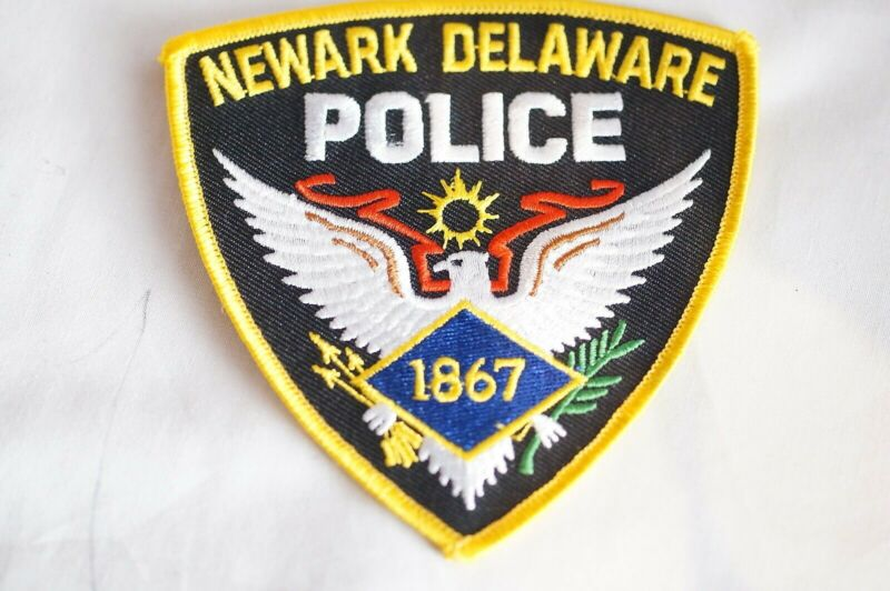 US Newark Delaware Police Patch