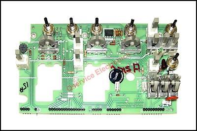 Tektronix 670-8286-00 Front Panel Board Assembly 2215a Series Oscilloscopes