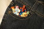 pocket full of toys