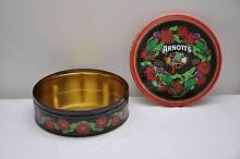 Arnott's Collectors Biscuit Tin Box Brompton Charles Sturt Area Preview