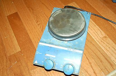 Ika Ret Basic Hotplate Stirrer Digital Dry Magnetic Hot Plate Safety Metal Q