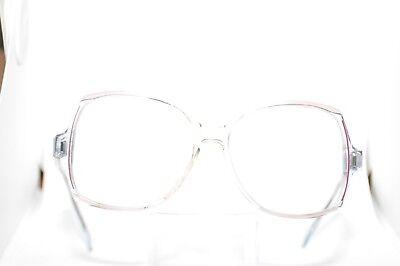 Vintage Steffi T.K.O. Eyeglasses By Eye Deals Blue-Burgundy 53[]16-130 RARE