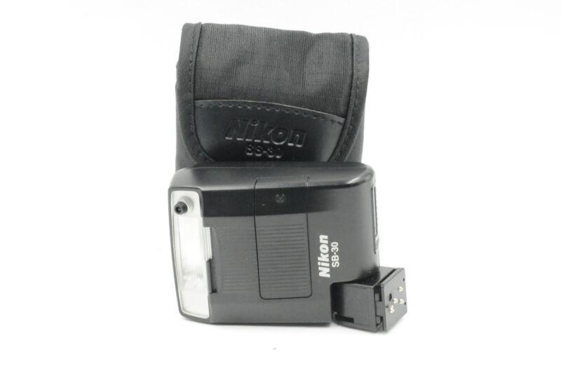 Nikon SB-30 Speedlight Flash SB30 #925