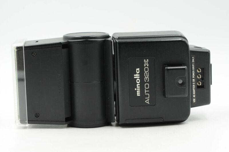 Minolta Auto 320X Flash                                                     #904