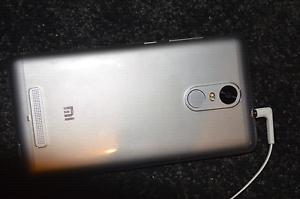 Xiaomi note 3 pro silver SWAPS Morphett Vale Morphett Vale Area Preview