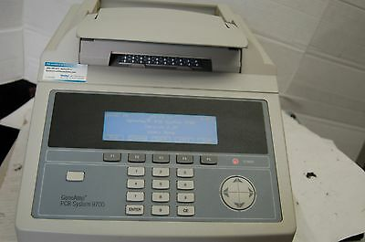 Abi Applied Biosystems Geneamp Pcr System 9700 60-well Dos Cycler Thermocycler