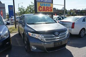 2010 Toyota Venza V6 | LEATHER | BACKUP CAM | PANO ROOF | NO ACC