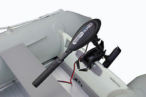 Electric-trolling-motor-outboard-30-lbs-trust-12-volts-transom-mount