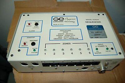 Ge Cryogenics Cryogenix Gordiner Electronics Sq4544 Sq 4544 Sequencer