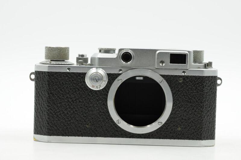 Canon IIb Rangefinder Film Camera #456