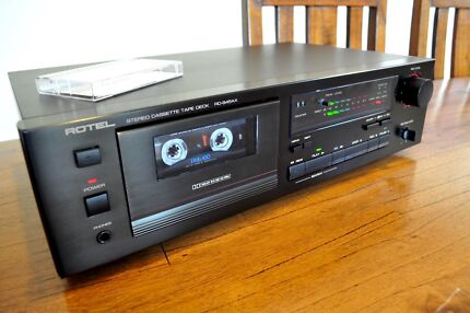 LIKE NEW!! ROTEL RD-945AX HIGH END TAPE DECK!! PERFECT ORDER!! EC