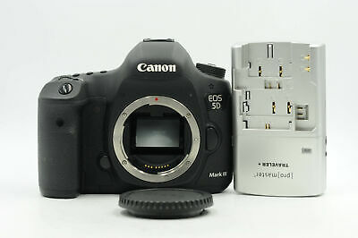 Canon EOS 5D Mark III 22.3MP Digital SLR Camera Body                        #935