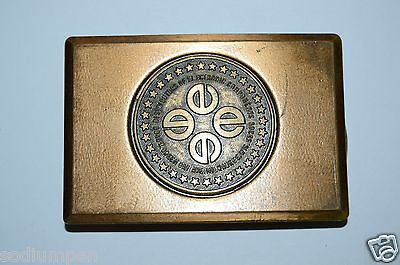 Amphenol Electronic Expediters Distributors Of Electronic Components Belt Buckle