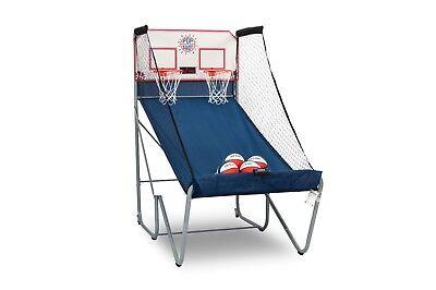 Shot Basketball Game - Official Pop-A-Shot Home Dual Shot Basketball Arcade Game
