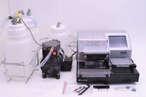 BioTek 405TSRS 405 Select Touch Ultrasonic Microplate Plate Washer w/Warranty