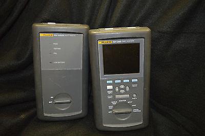 Fluke Networks Dsp-2000 Cable Analyzer Fluke Dsp-2000 Sr Smart Remote