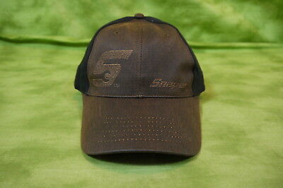 Snap on Hat Base Ball Cap Official Licensed Product Distressed Suede Look