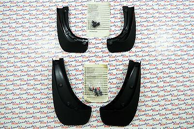 GENUINE Vauxhall ZAFIRA B - SET OF MUDFLAPS / SPLASH GUARDS KIT - NEW MUD FLAPS