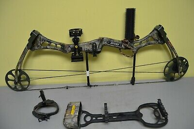 Bear Encounter Compound Bow RH with Quiver, Quick  60#-29