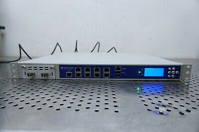 Checkpoint 8-port Gigabit Security Appliance Firewall 12200 P-210