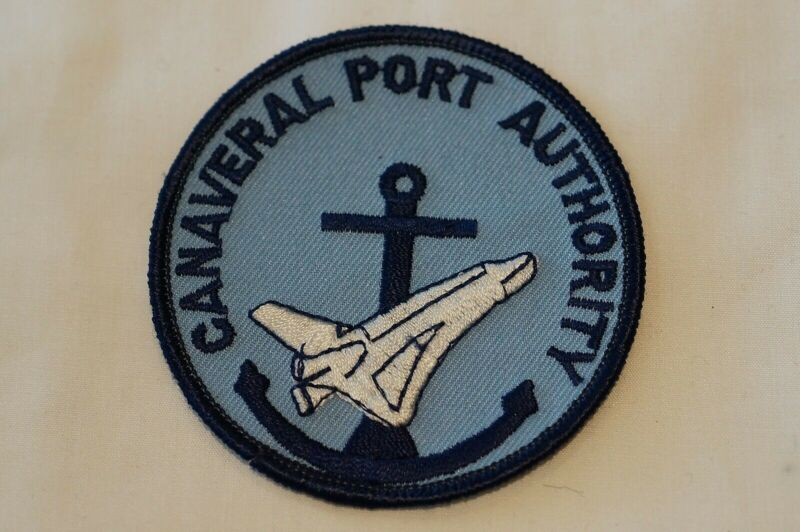 US Canaveral Port Authority Police Patch Obsolete