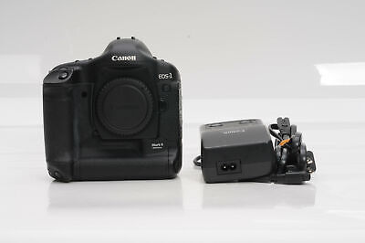 Canon EOS 1D Mark II 8.2MP Digital SLR Camera Body                          #822