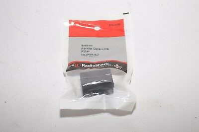 New Snap-on Ferrite Data-line Filter 273-0105 By Radioshack