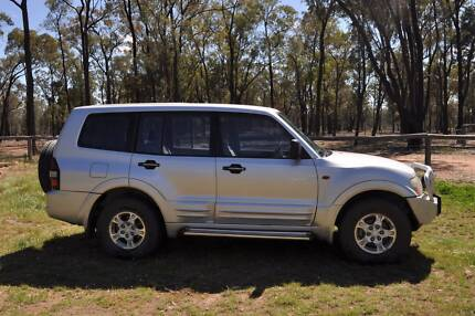 2002 Mitsubishi Pajero Narrabri Narrabri Area Preview