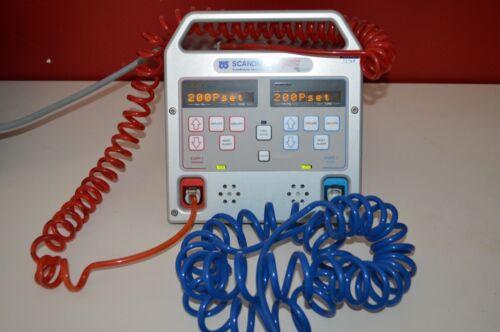 Sammons Preston ScandMed 400-40 Tourniquet System W/ Red & Blue Hoses