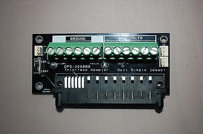 Dps 2000Bb Power Supply Adapter Board  Rc  Ham Radio  12V Bench Supply