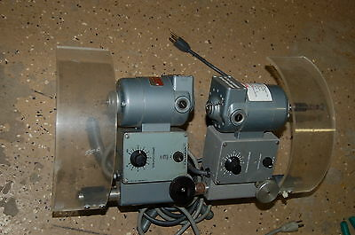 Dupont Sorvall Omni Mixer Stirrer Homogenizer Stand Dual High Speed 10000 Rpm