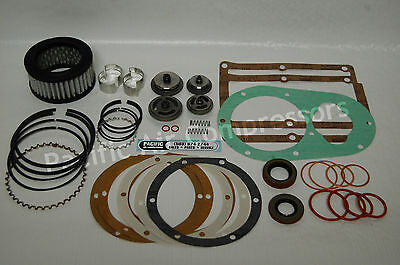 Kellogg American 321tvx Rebuild Kit Wreplacement Valves Air Compressor Parts
