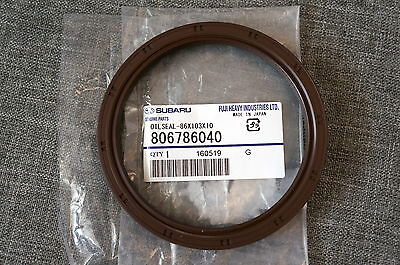 OEM Subaru Crankshaft Rear Main Seal Genuine Impreza Forester Legacy Crank