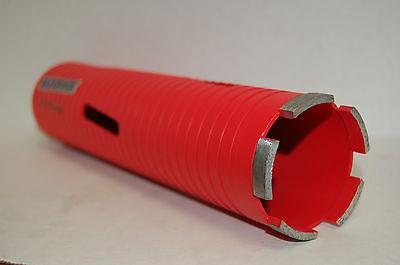 Dry Type 2.5 Diamond Dry Coring Bit - Concrete Core Drill By Bluerock Tools