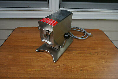 Edlund 115 Volt Model 270 Electric 2 Speed Can Opener With A 60 Day Warranty