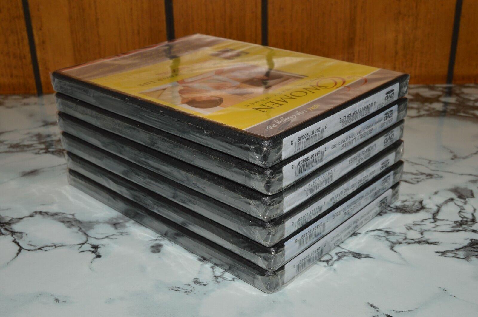 EXTRAORDINARY WOMEN NEW DVD LOT A Woman s Prayer Life Finances More READ  - $12.68